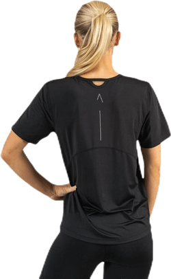 Lyric Basic Tee Black