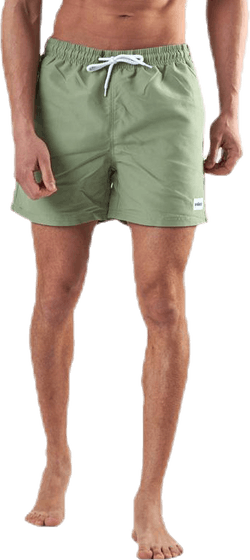 Kai Swim Trunks Green