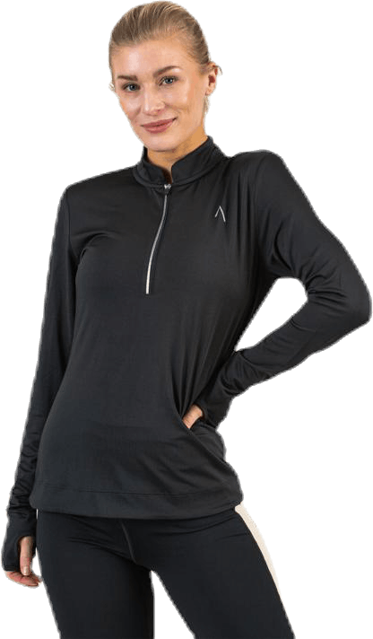 Talitha Long Sleeve Black