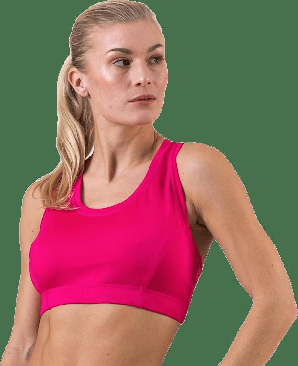 Star Sports Bra Pink