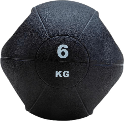Grip Medicine Ball 6kg Black