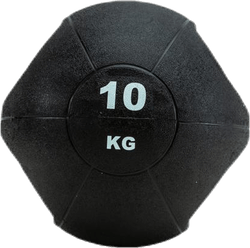 Grip Medicine Ball 10kg Black