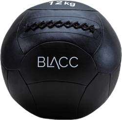 Wallball 12kg Black