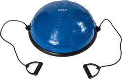 Balance Fitness Ball w Gear Blue