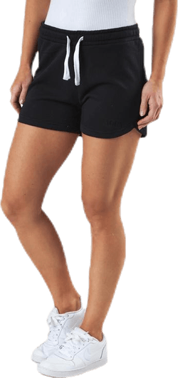 Ava Sweat Shorts Black