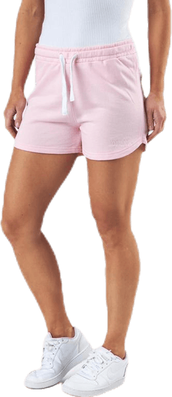 Ava Sweat Shorts Pink