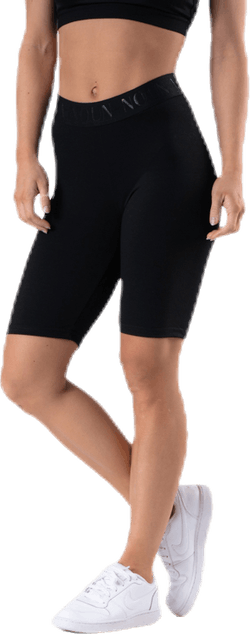 Holly Bike Shorts Black