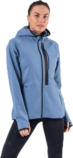 Lou Tech Jacket Blue