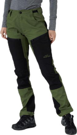 Trek Pants Green