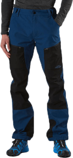 Trek Pants Blue
