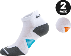 2-pack Running Sock White
