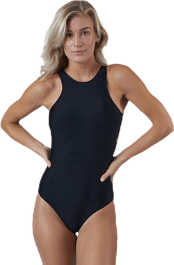 Sleek Swimsuit Black
