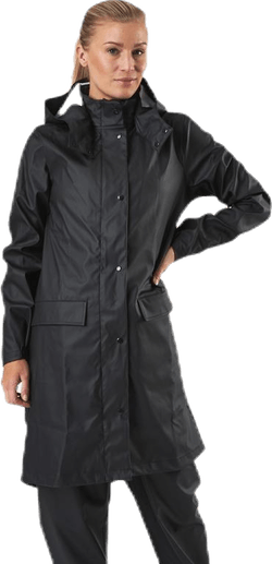 Stormi Rain Jacket Black