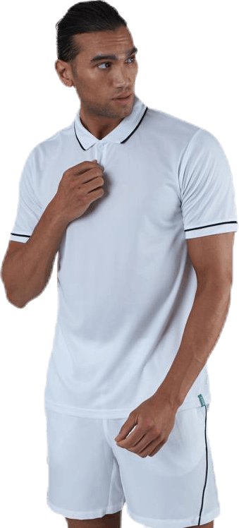 Set Polo Shirt White