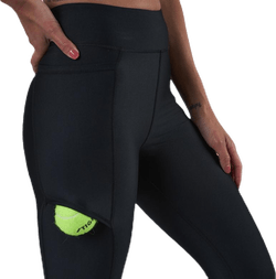 Game Tennis Tights 7/8 Black