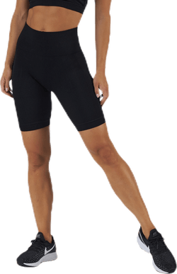 Clean Seamless Shorts Black