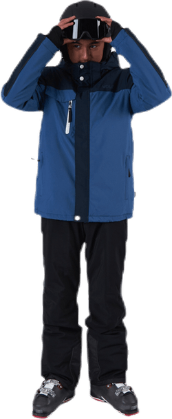 Slope Ski Jacket Blue