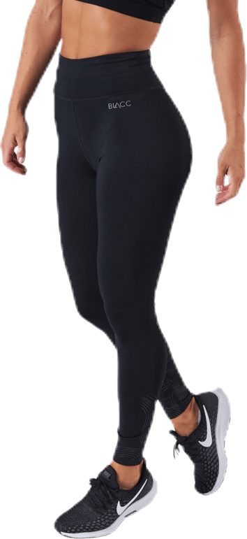Coral Reflex Tights Black