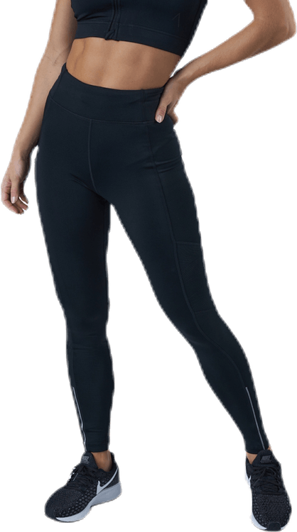 Fast Lane Winter Tights Black