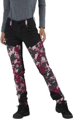 Adventure Pro Pant Pink/Patterned