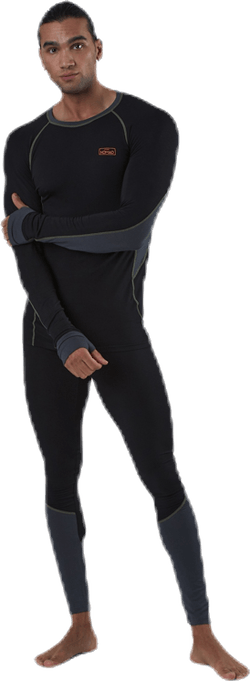 Bamboo Baselayer Black