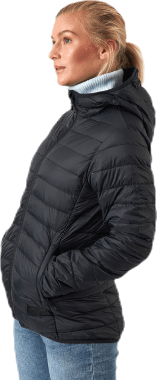 Nevada Light Down Jacket Black