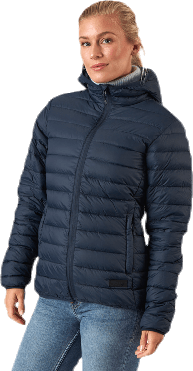 Nevada Light Down Jacket Blue