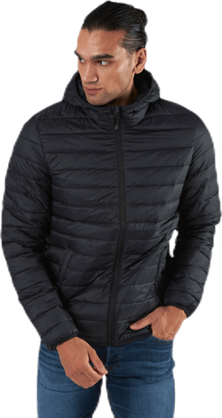 Expedition Light Down Jacket Black