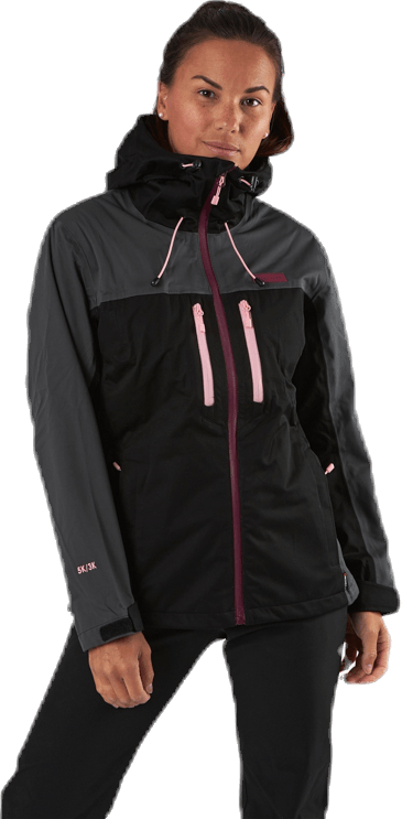 Storm Hard Shell Jacket Black