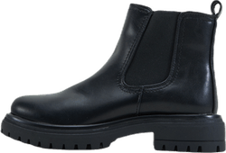 Josie Chunky Boots Black