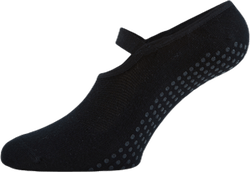 Anti Slip Studio Socks Black