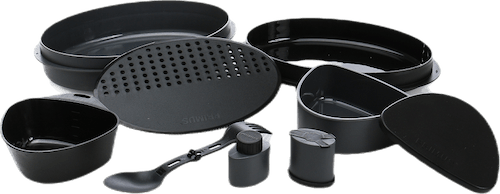 Meal Set Black