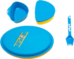 Meal Set Pippi Blue