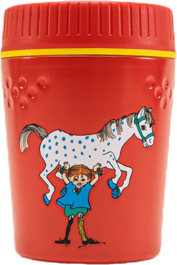 Trailbreak Lunch Jug Pippi Red
