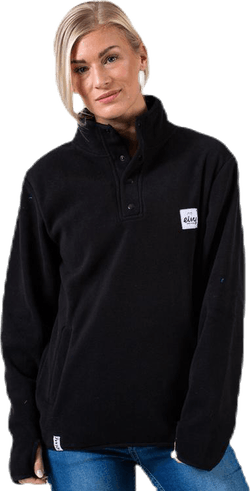 Mountain Fleece Black