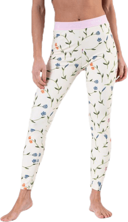 Icecold Tights Patterned/White