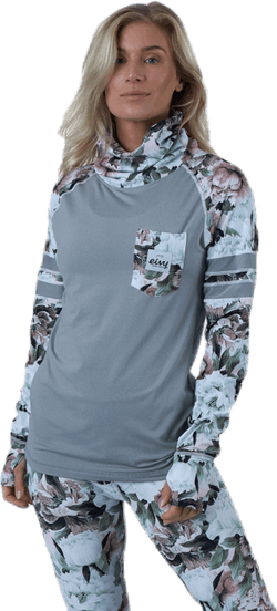 Icecold Top Patterned/Grey