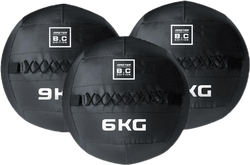 Wallball B.C 3kg Black