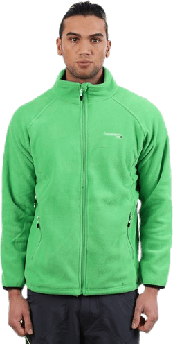 Fleece Jacket Green