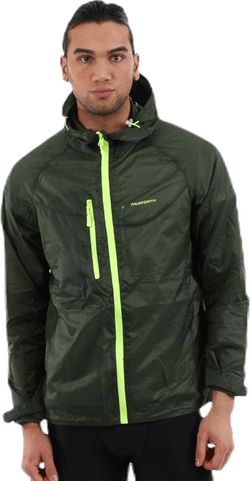 Shell Jacket  Green