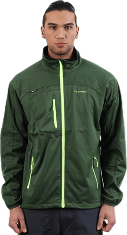 Outdoor Softshell Jacket Green