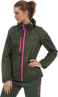 Shell Jacket RBW Green