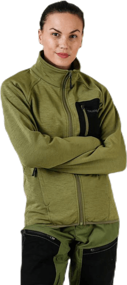 RBW Fleece Green