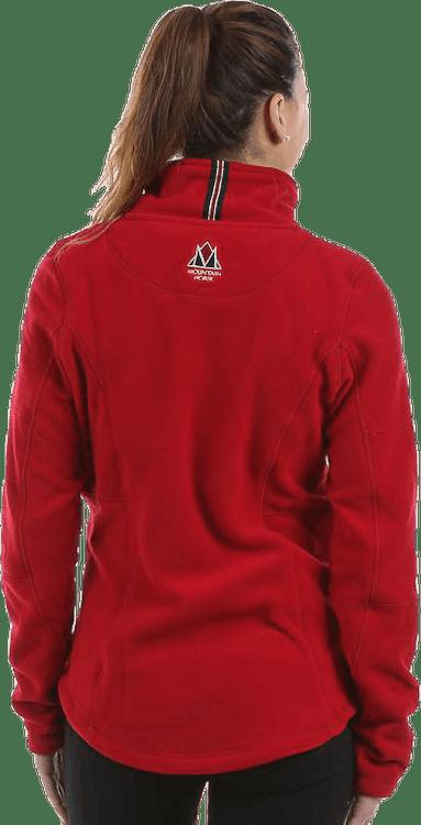 Adele Fleece Red