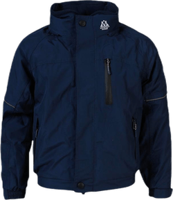 Team Jacket Jr Blue
