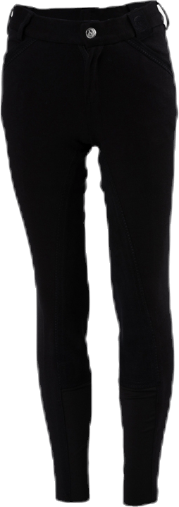 Allison Breeches Jr FS Black