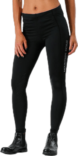 Sienna Tech Tights        Black