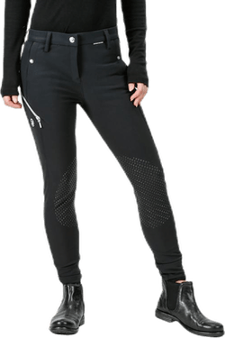 Frost Tech Breeches Black