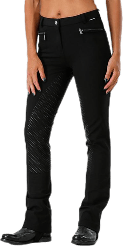 Amira Jodphur Breeches Black