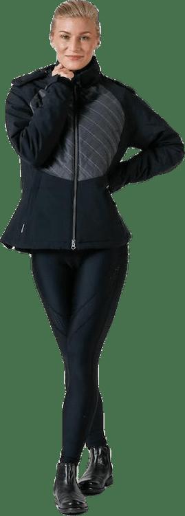 Illusion Jacket Black